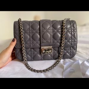 Authentic Miss Dior Shoulder Bag